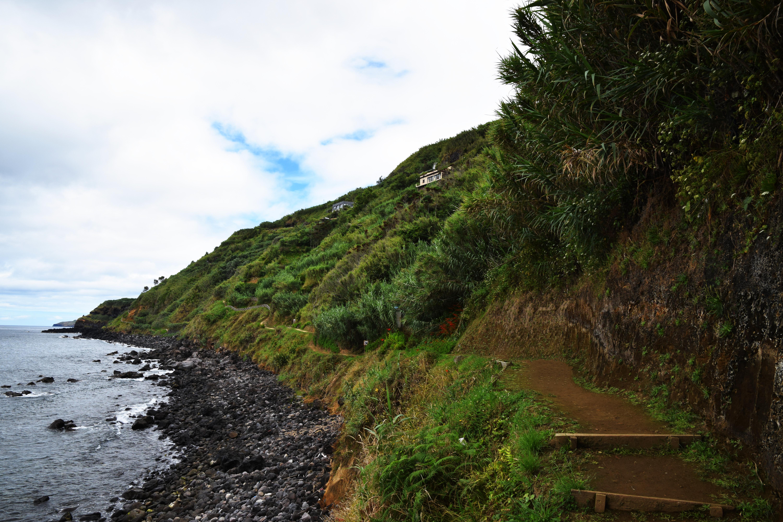 Hiking trail from Maia to Praia da Viola
