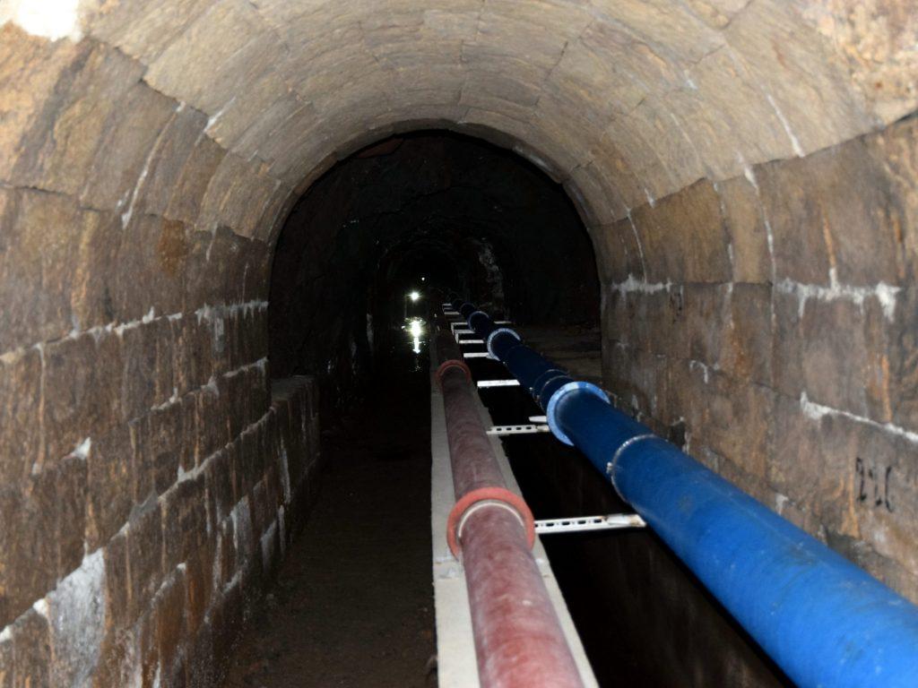 Tunnel to Sete Cidades
