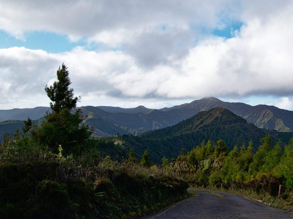 View from the Miradouro do Pico Bartolomeu