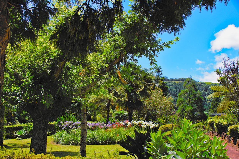 Jardim da Ribeira do Guilherme